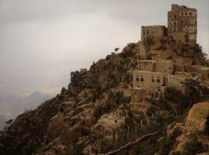 Die älteste Kaffeegenuss- Region der Welt: das Hochland des Jemen.